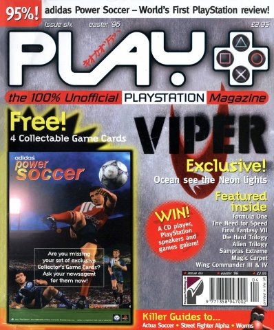 Play UK 006 (Easter 1996)
