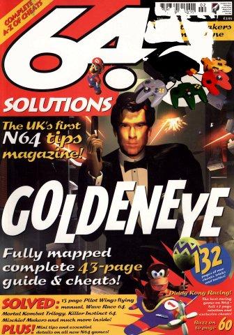 64 Solutions Volume 02 (December 1997)