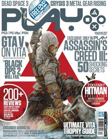 Play UK 217 (May 2012)