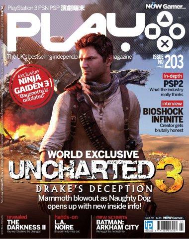 Play UK 203 (April 2011)