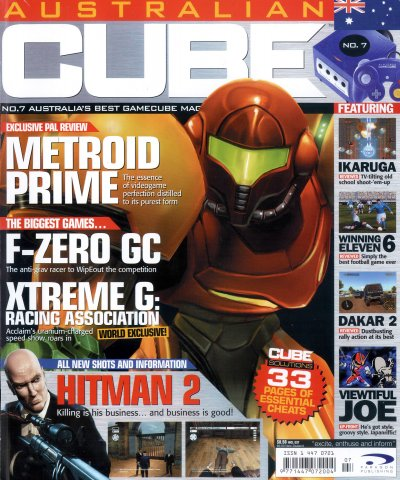 Cube (AUS) Issue 07 (May 2003)