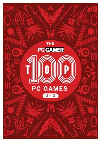 PC Gamer Top 100 PC Games 2018, The