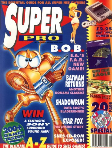 Super Pro Issue 06 (May 1993)