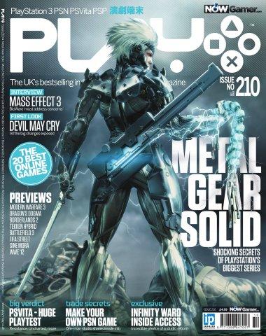 Play UK 210 (November 2011)