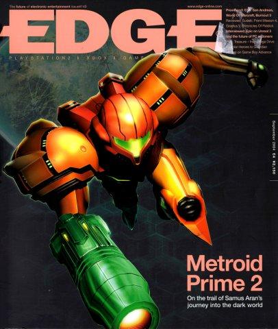 Edge 140 (September 2004)