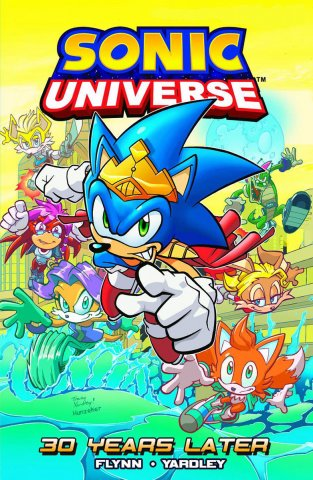 Sonic Universe Vol.02 - 30 Years Later