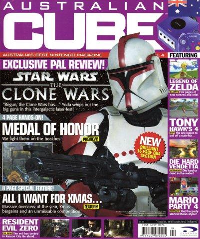 Cube (AUS) Issue 04 (November 2002)