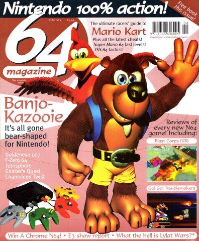 64 Magazine Issue 04 (September 1997)