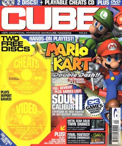 Cube Issue 24 (November 2003)