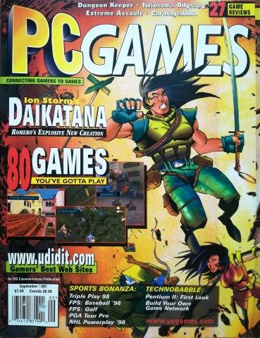 PC Games Vol. 04 No. 07 (September 1997)