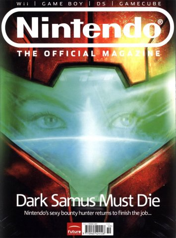 Official Nintendo Magazine 021 (October 2007)