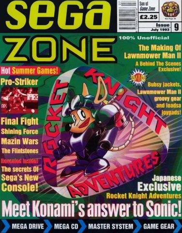 Sega Zone Issue 09 (July 1993)