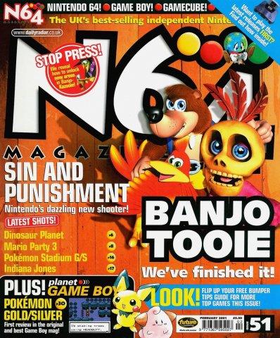 N64 Magazine Issue 51