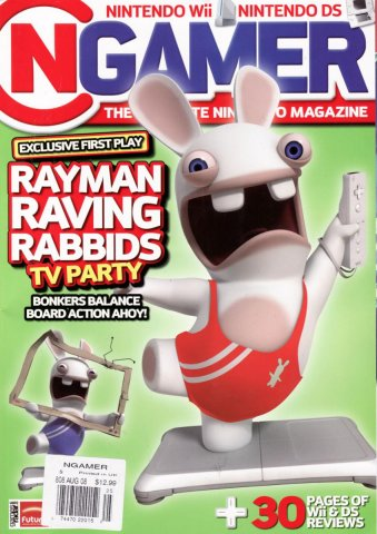 NGamer Issue 25 (August 2008)