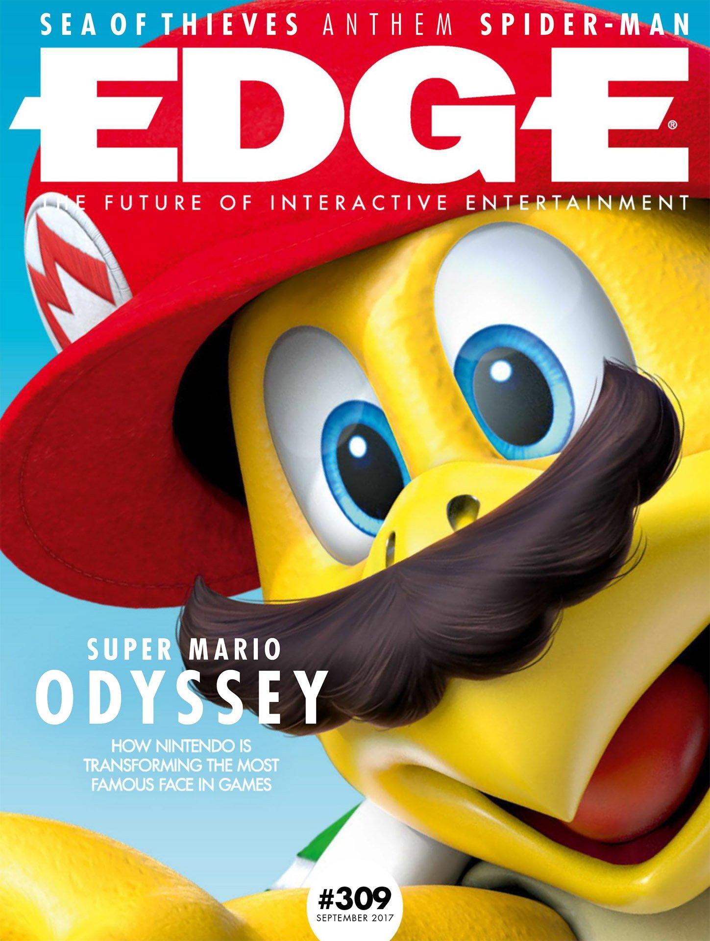 Edge 309 (September 2017) (cover 1)