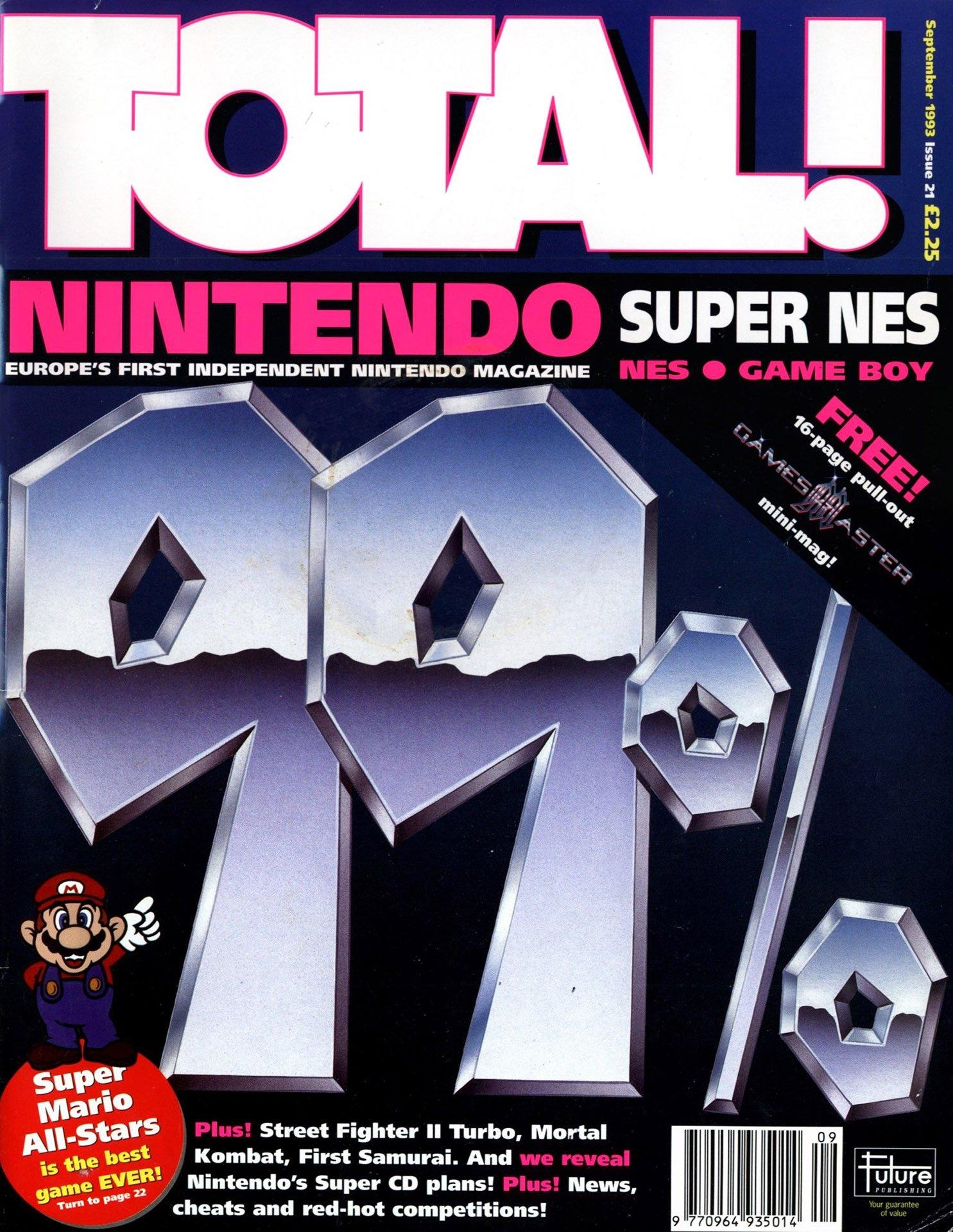 Total! Issue 21 (September 1993)