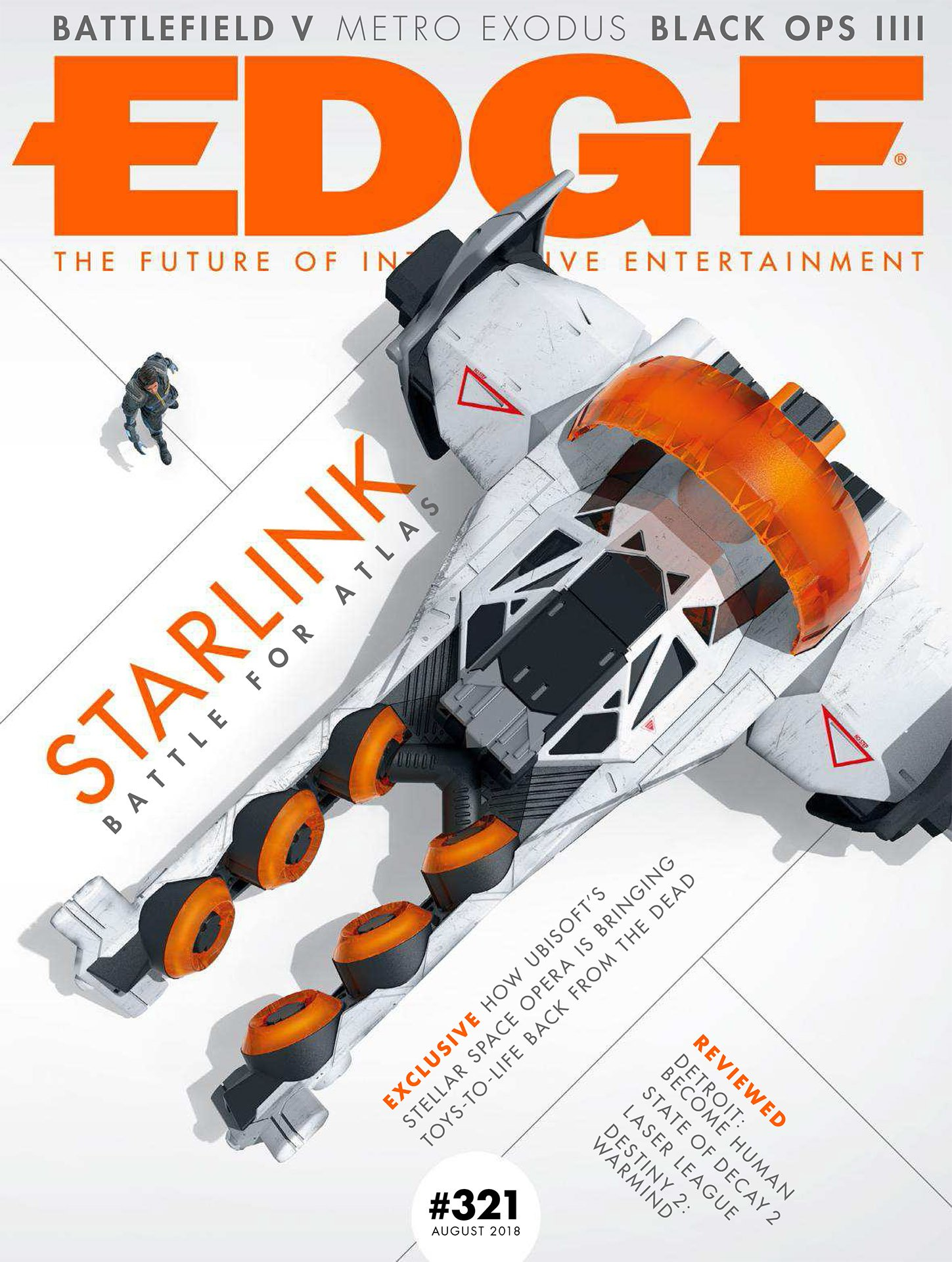 Edge 321 (August 2018)