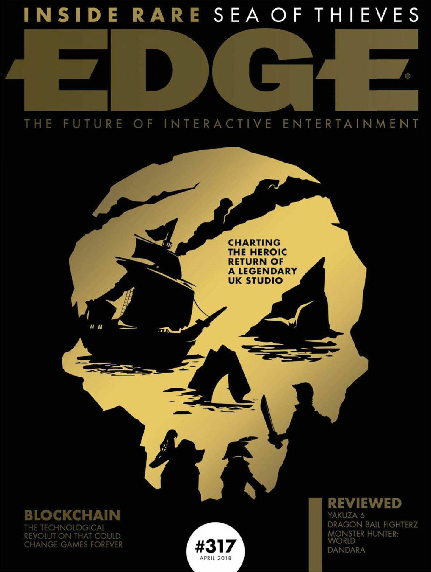 Edge 317 (April 2018)