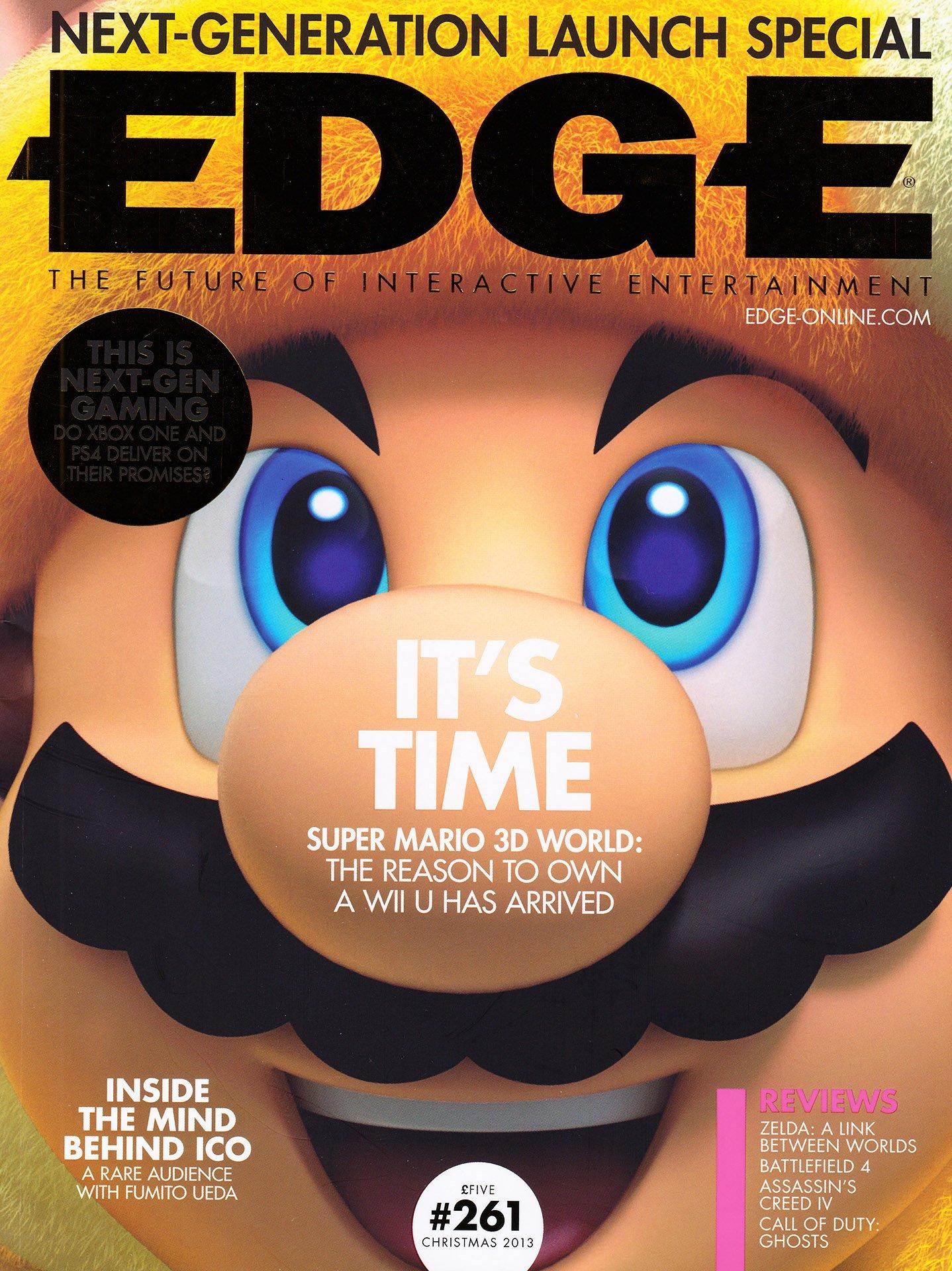 Edge 261 (Christmas 2013)