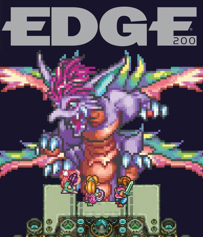 Edge 200 (April 2009) (cover 121 - Secret Of Mana)