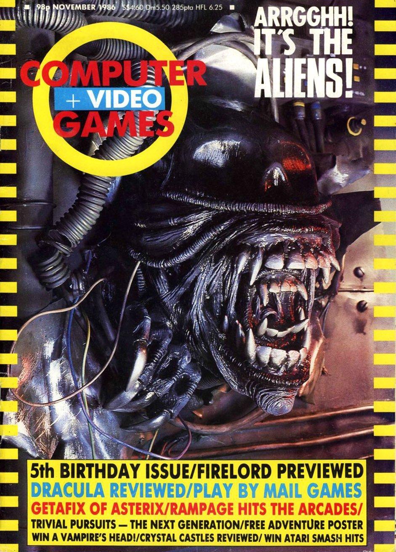 Computer & Video Games 061 (November 1986)