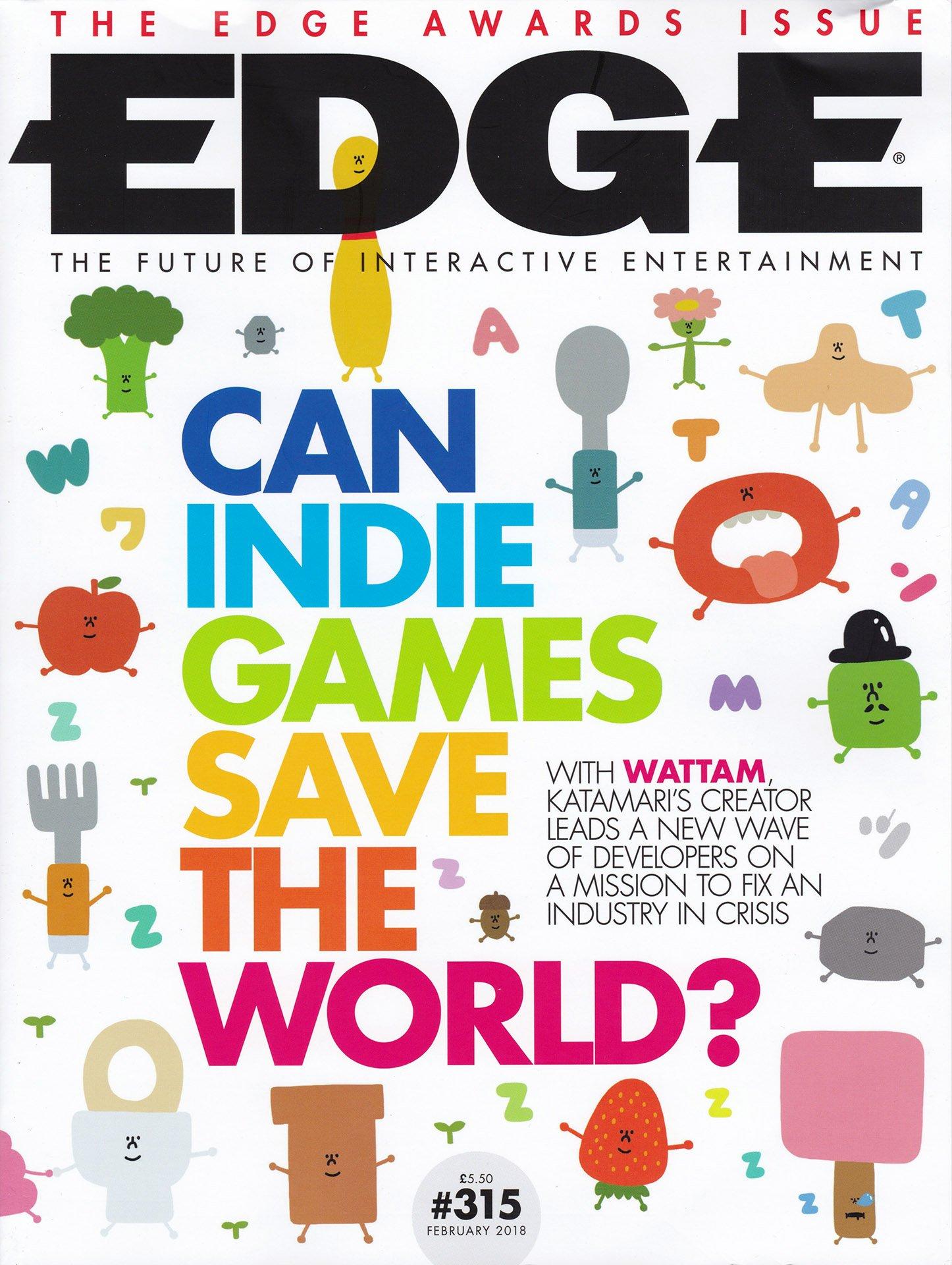 Edge 315 (February 2018)