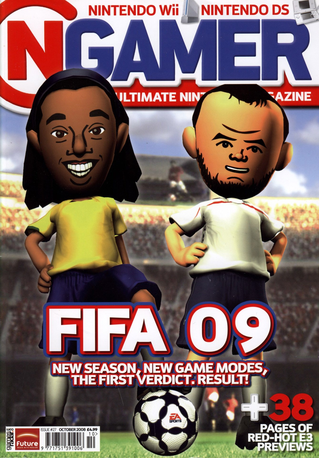 NGamer Issue 27 (October 2008)
