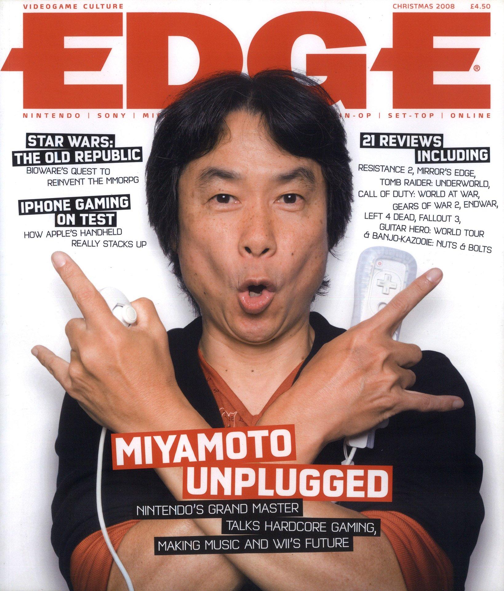 Edge 196 (Christmas 2008)