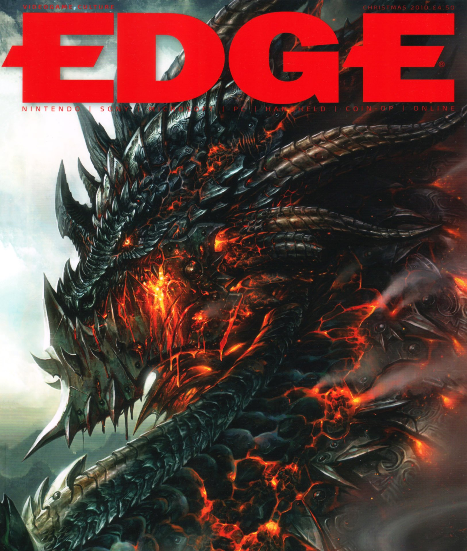 Edge 222 (Christmas 2010)