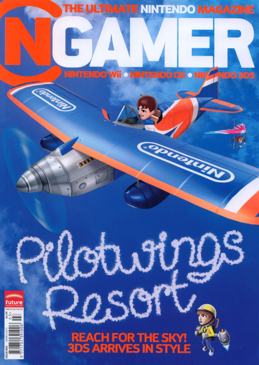 NGamer Issue 60 (March 2011)