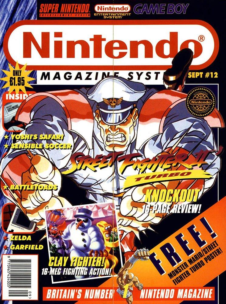 Nintendo Magazine System 012 (September 1993)