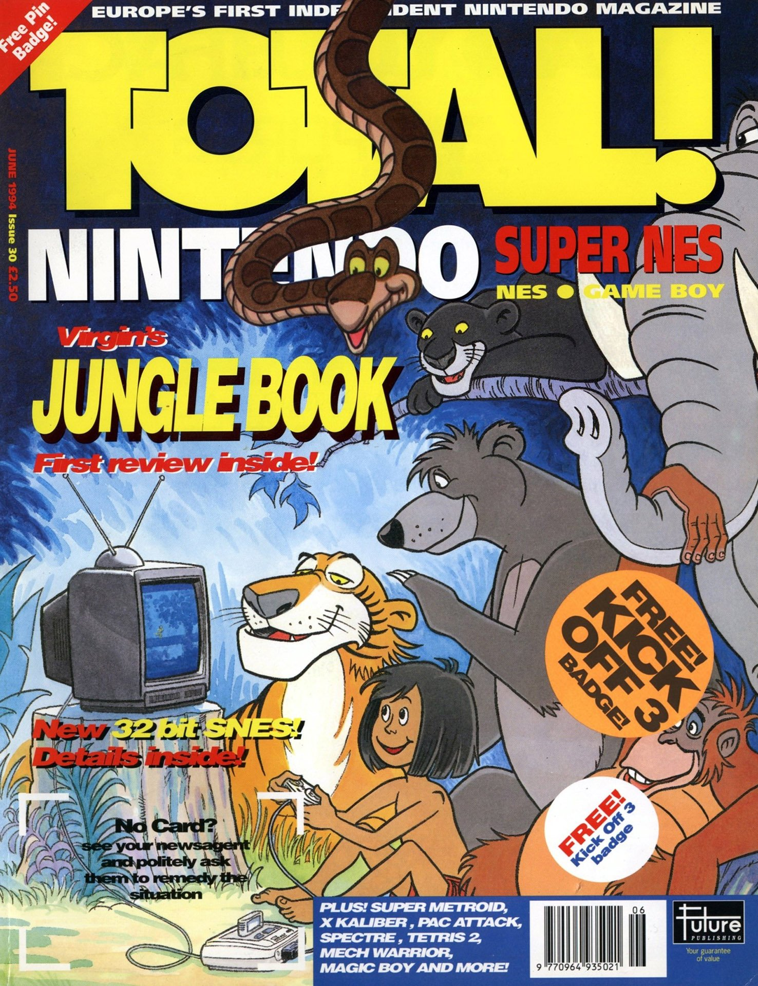 Total! Issue 30 (June 1994)