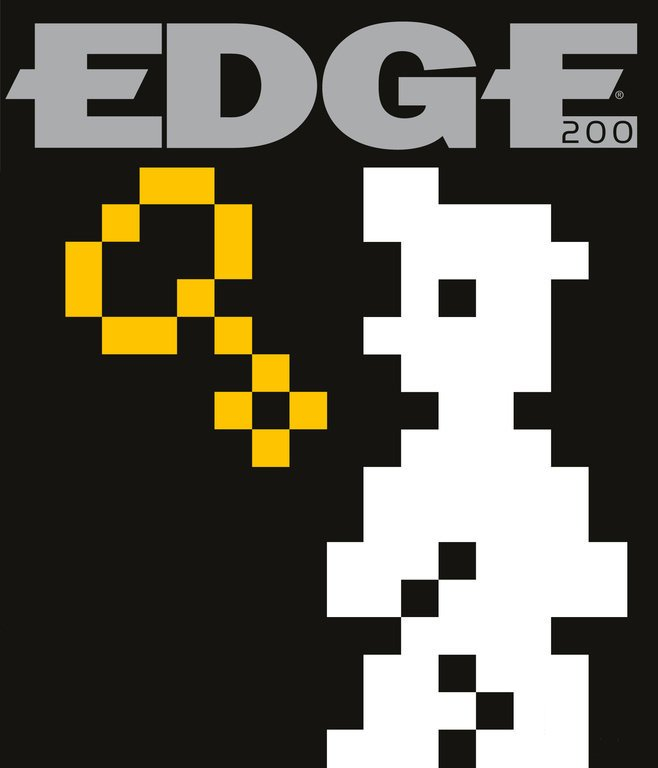 Edge 200 (April 2009) (cover 012 - Miner Willy - Manic Miner)