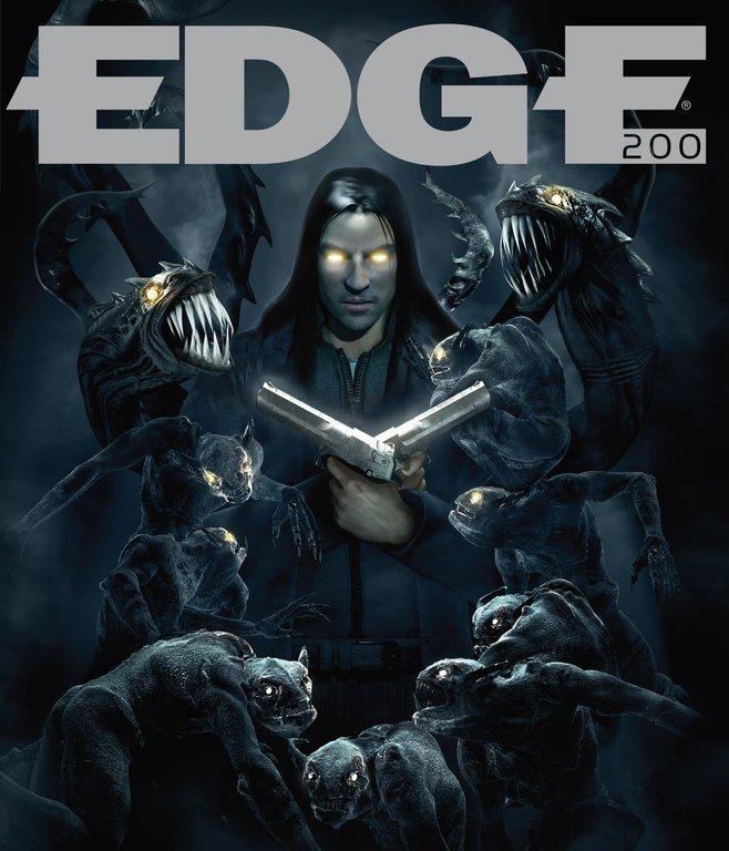 Edge 200 (April 2009) (cover 045 - Jackie Estacado - The Darkness)