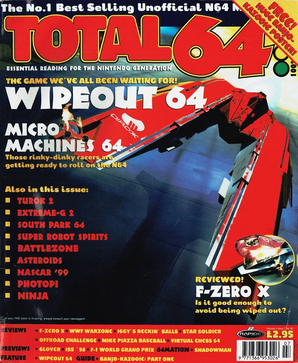 Total 64 Issue 19