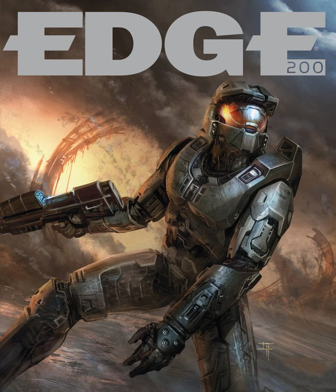 Edge 200 (April 2009) (cover 188 - Halo 3)