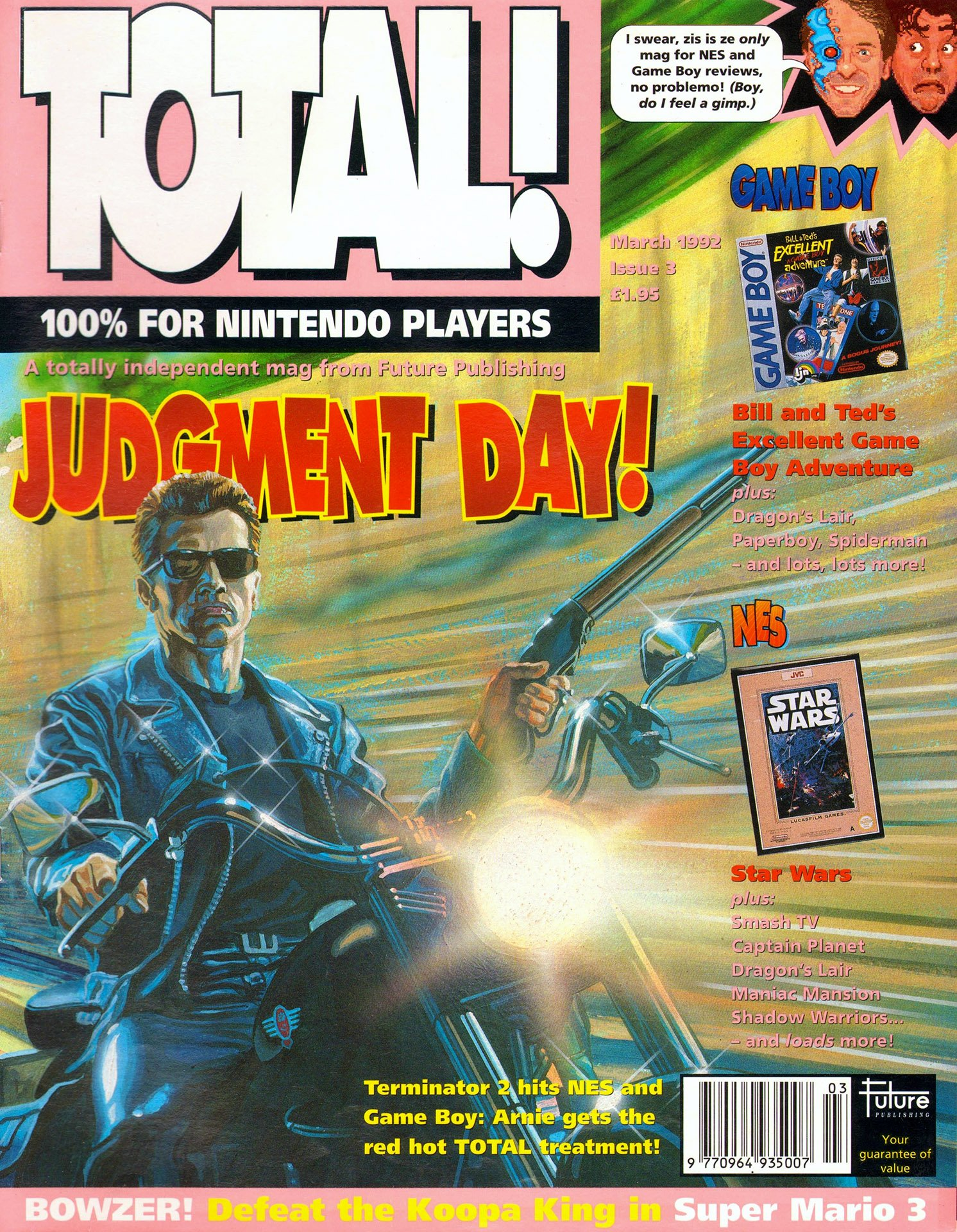 Total! Issue 03 (March 1992)