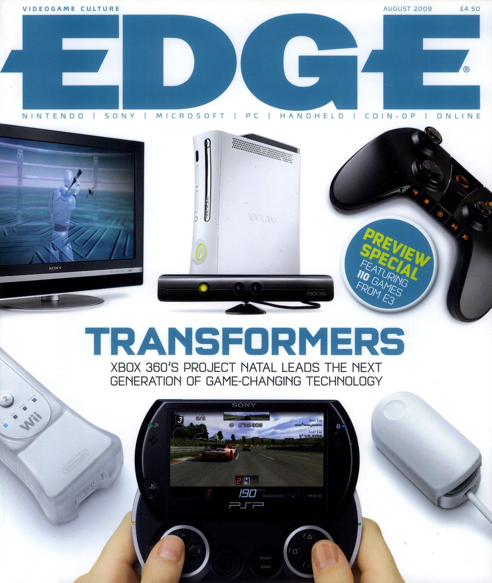 Edge 204 (August 2009)