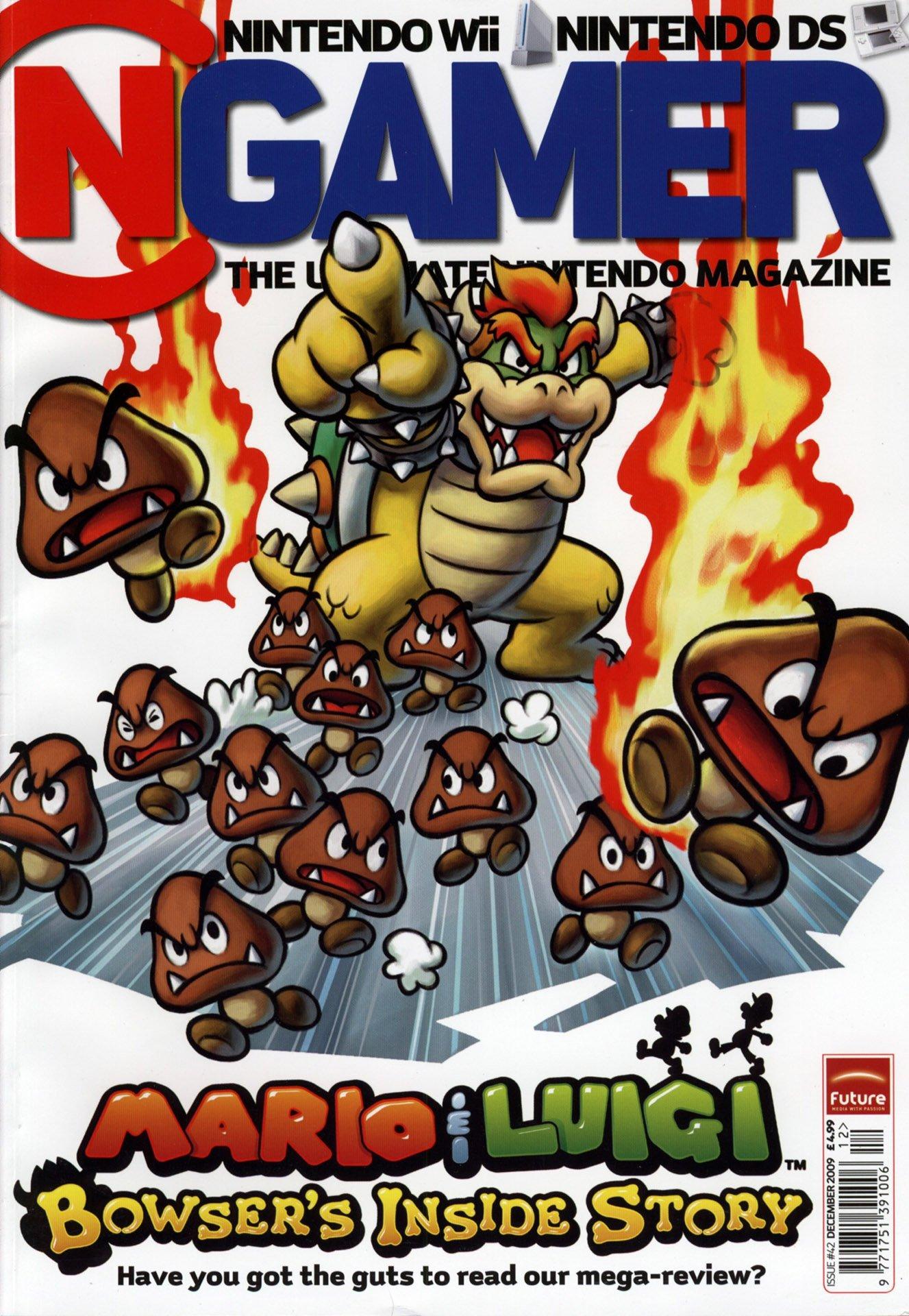 NGamer Issue 42 (December 2009)