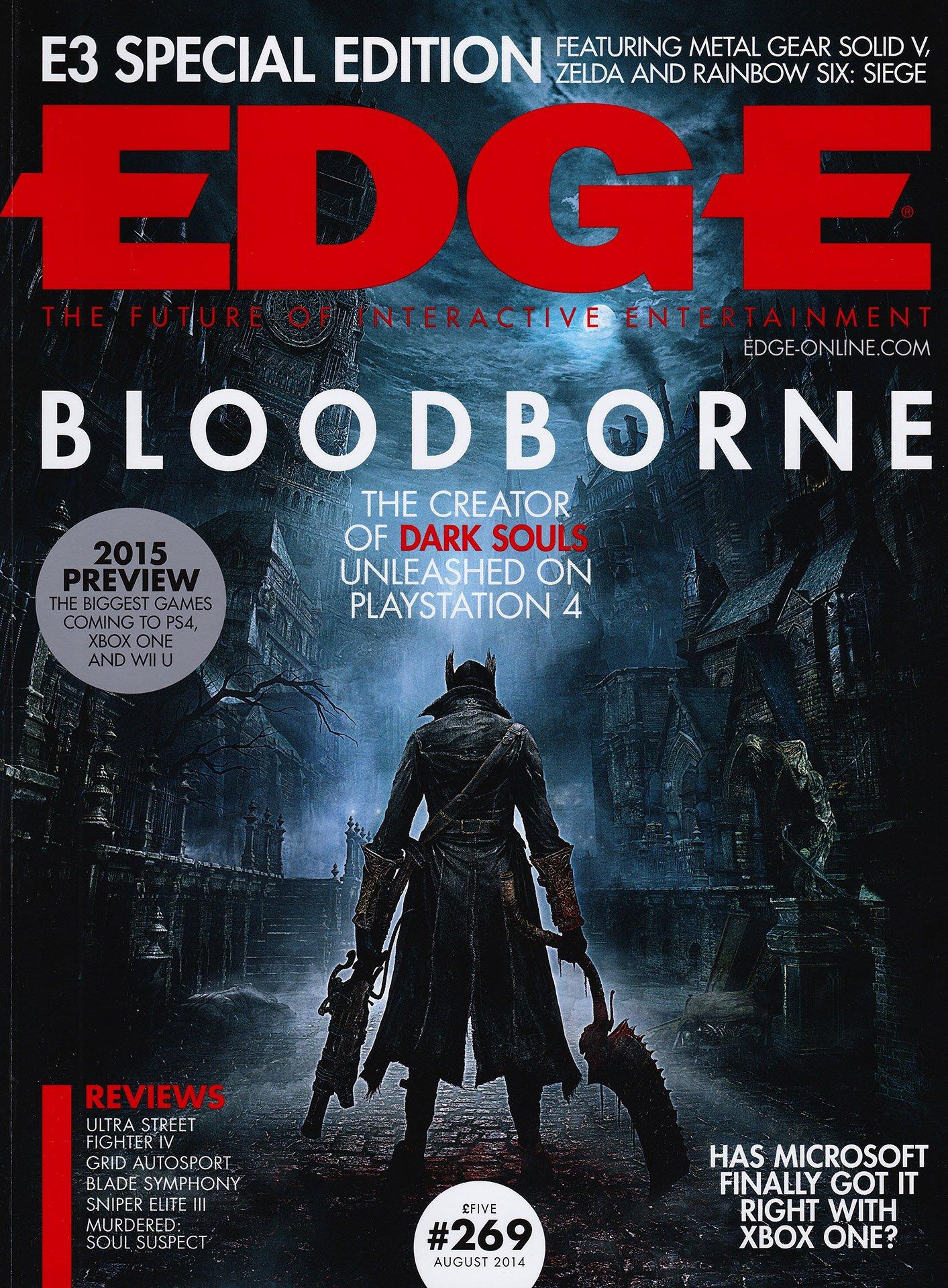 Edge 269 (August 2014)