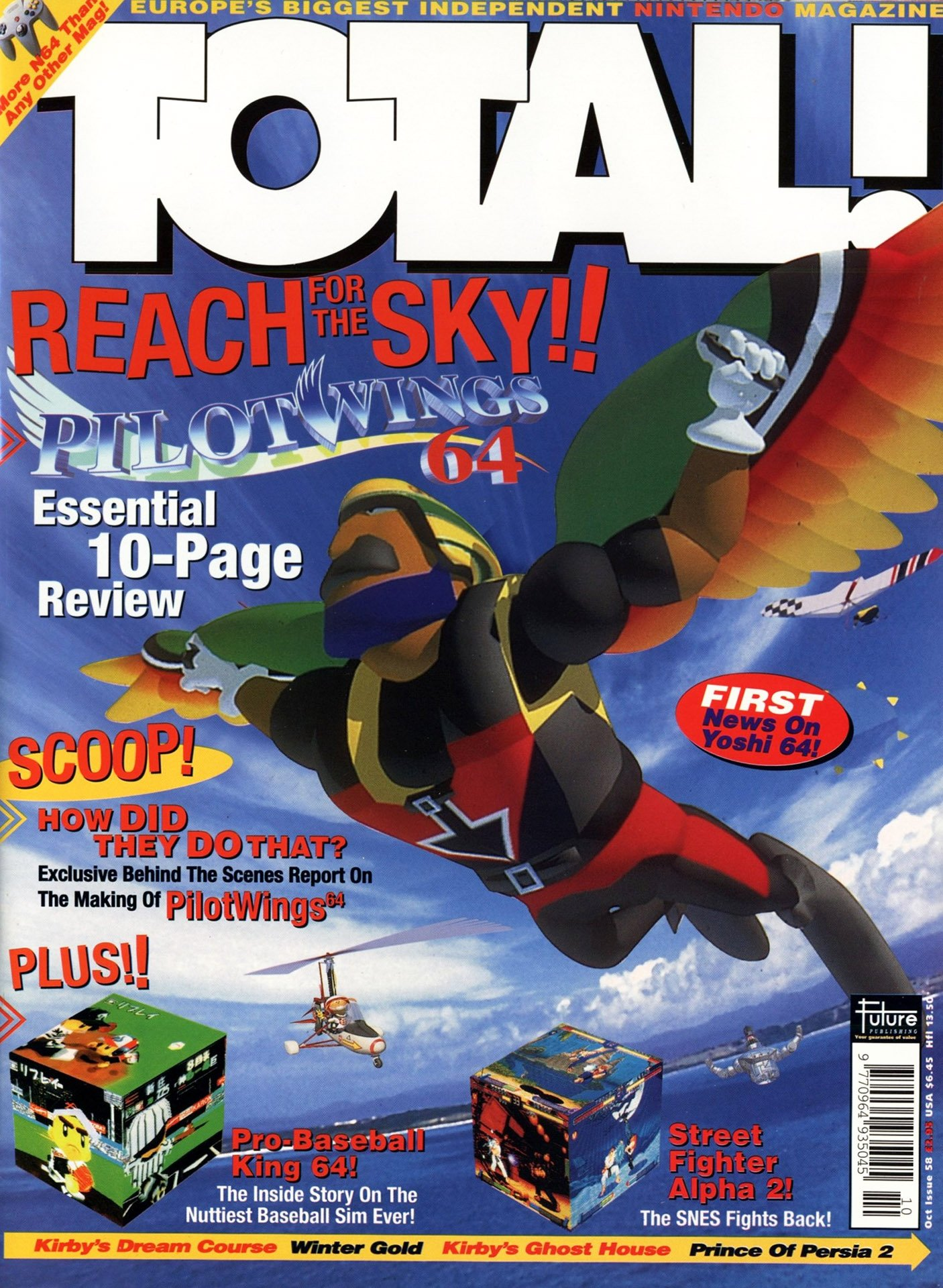 Total! Issue 58 (October 1996)