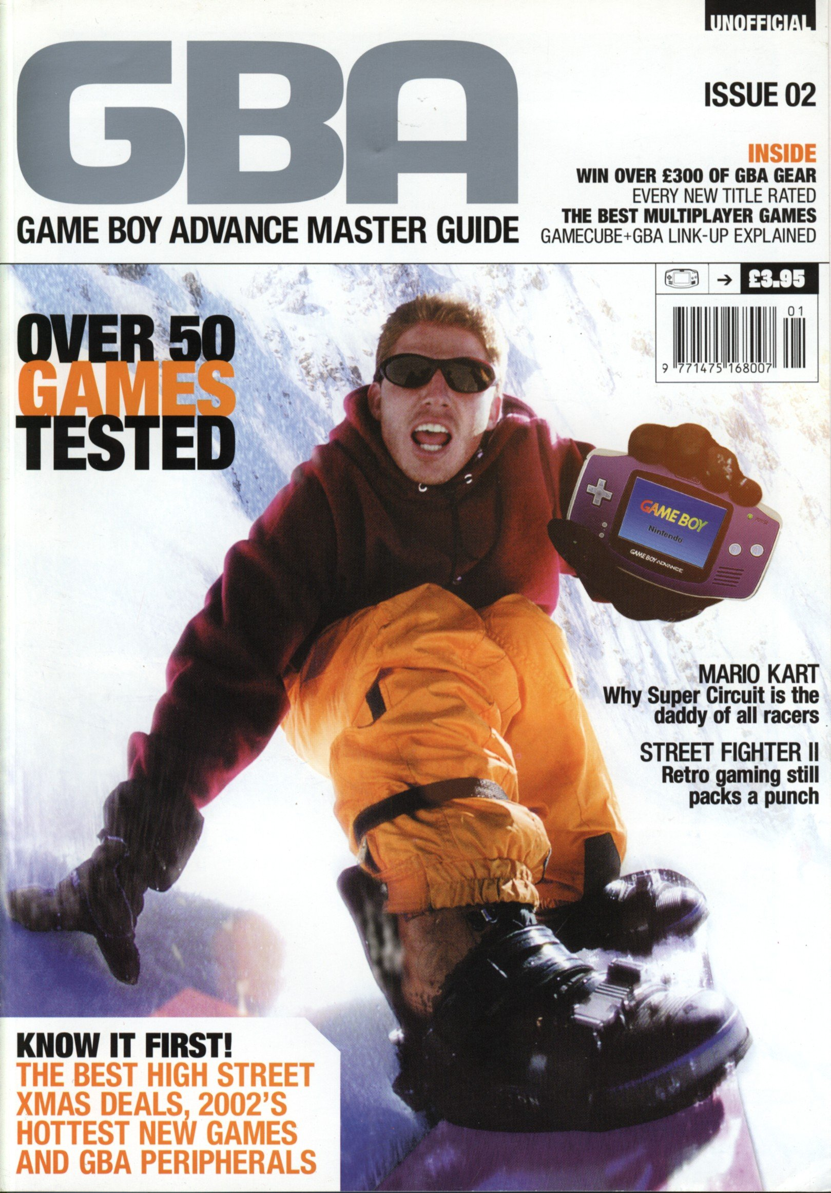 Game Boy Advance Master Guide Issue 2