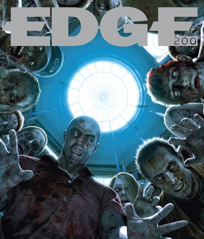 Edge 200 (April 2009) (cover 132 - Dead Rising)