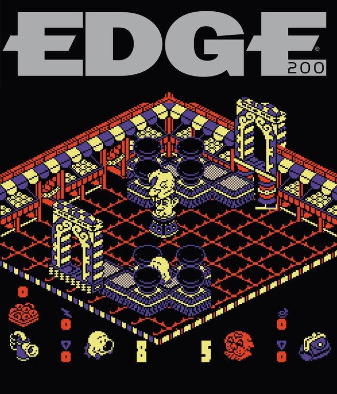 Edge 200 (April 2009) (cover 126 - Head Over Heels)