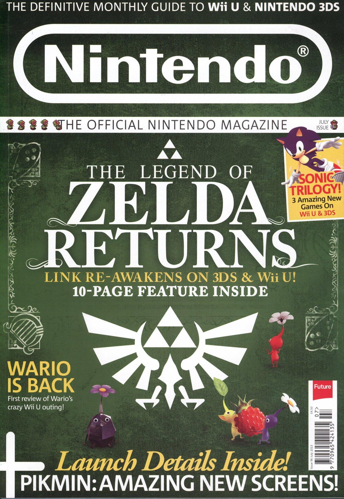 Official Nintendo Magazine 096 (July 2013)