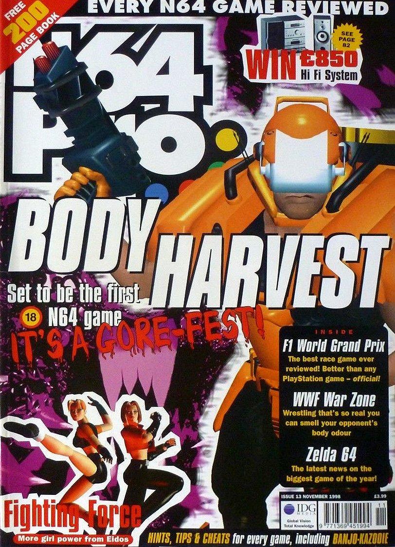 N64 Pro Issue 13 (November 1998)