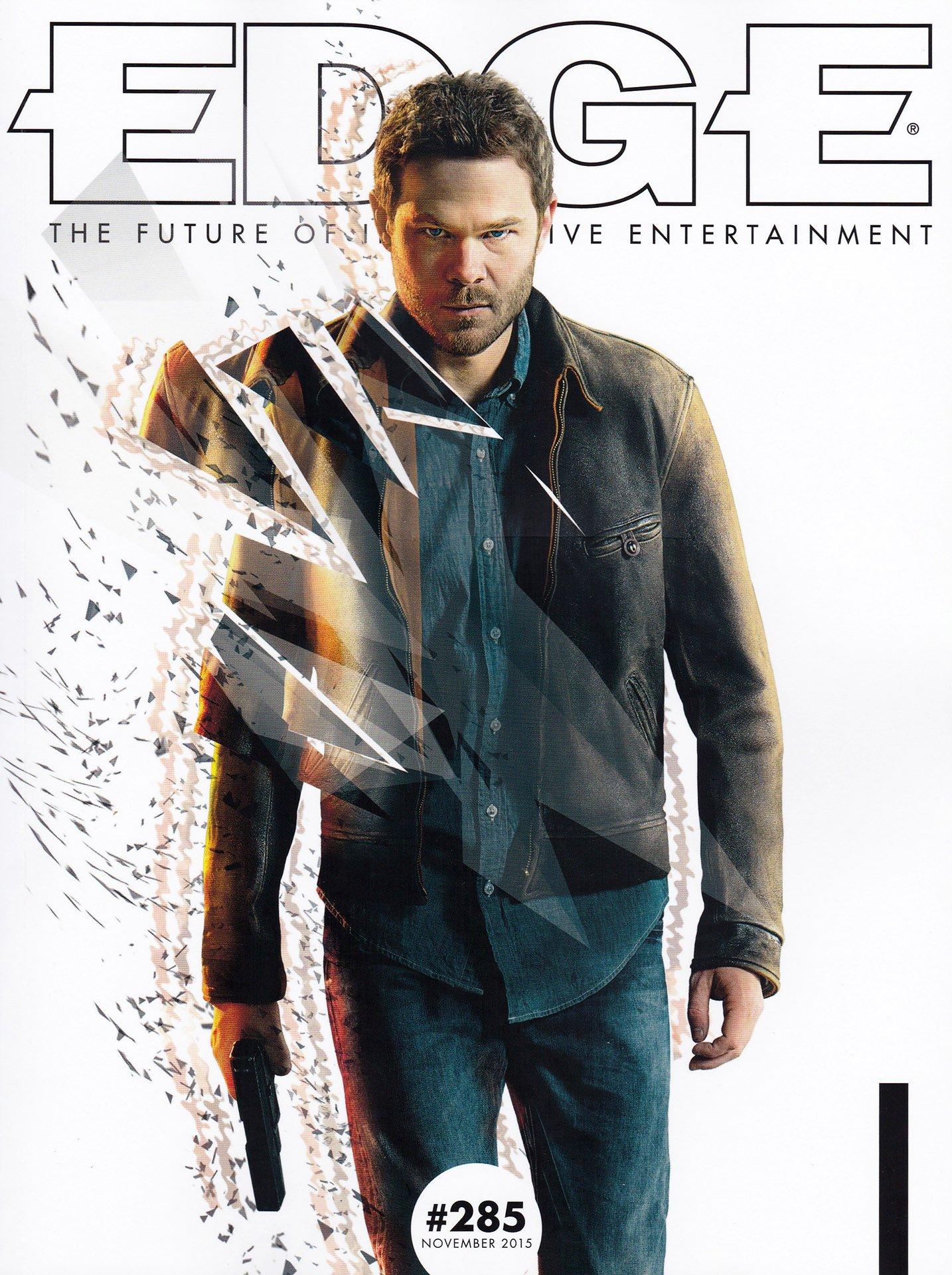 Edge 285 (November 2015) (subscriber edition)