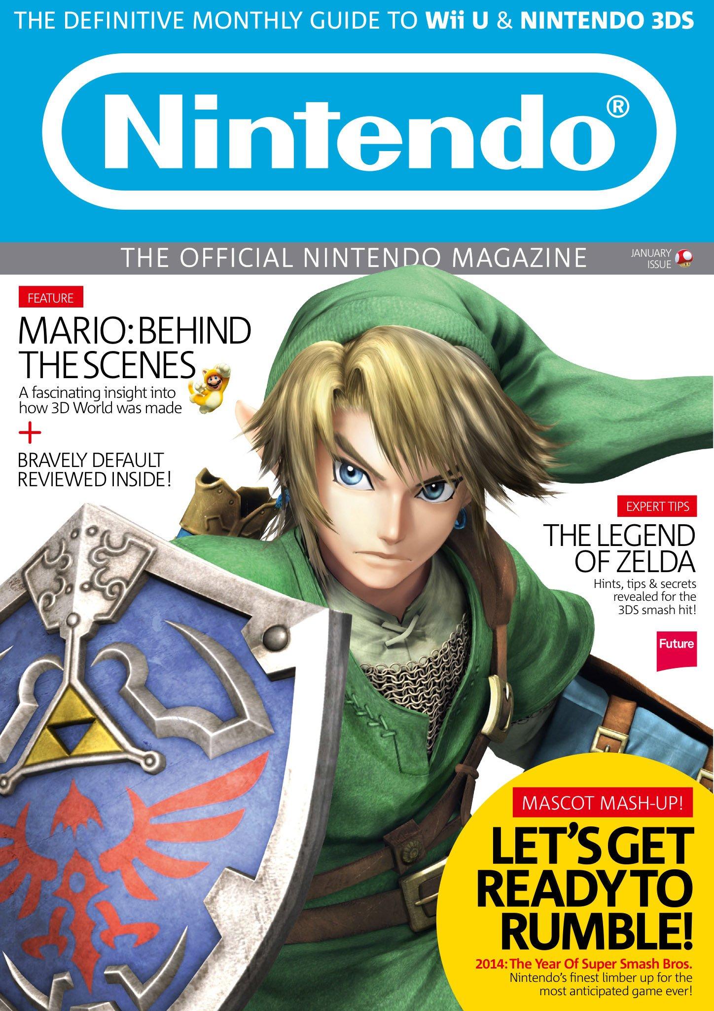 Official Nintendo Magazine 103 (January 2014)