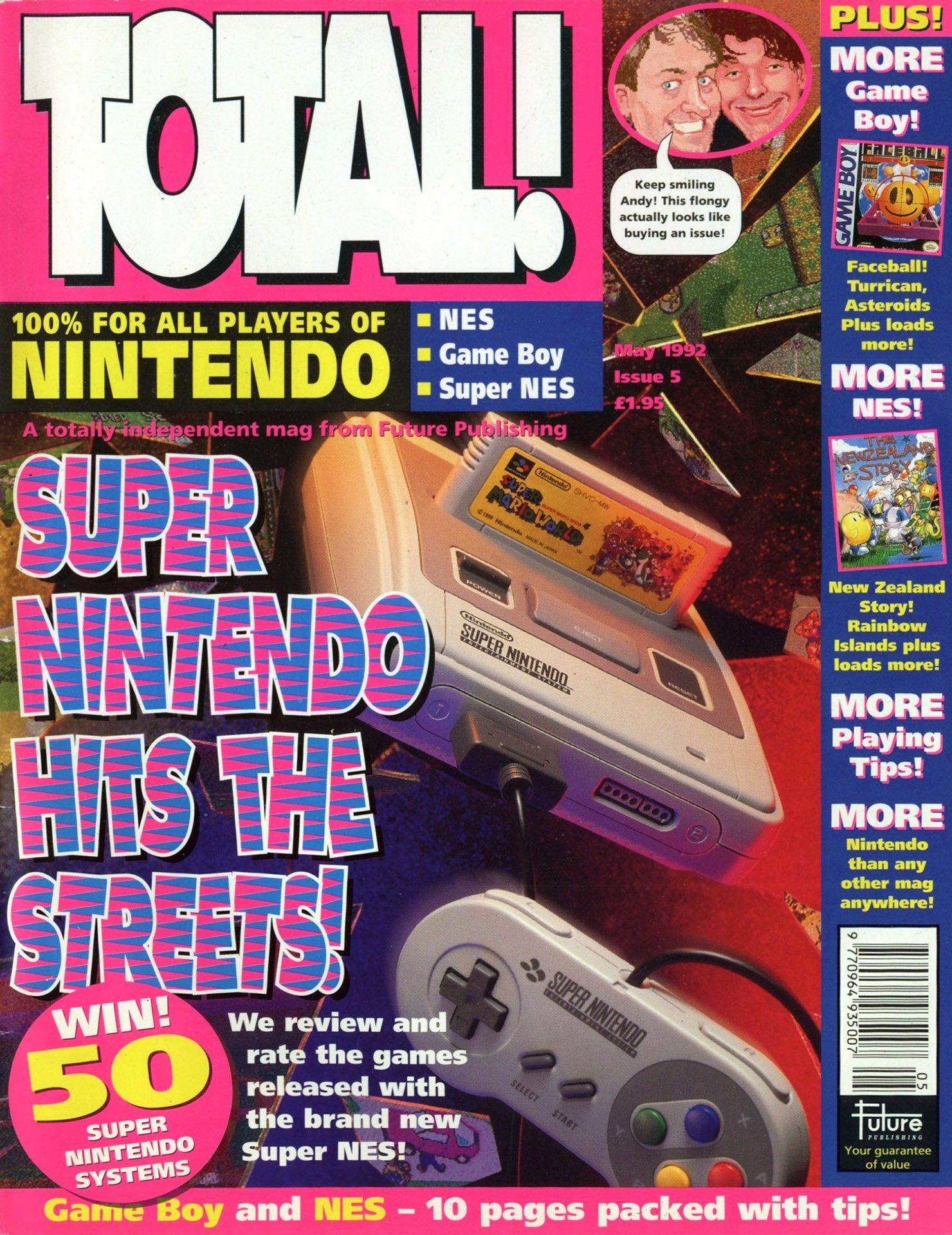 Total! Issue 05 (May 1992)