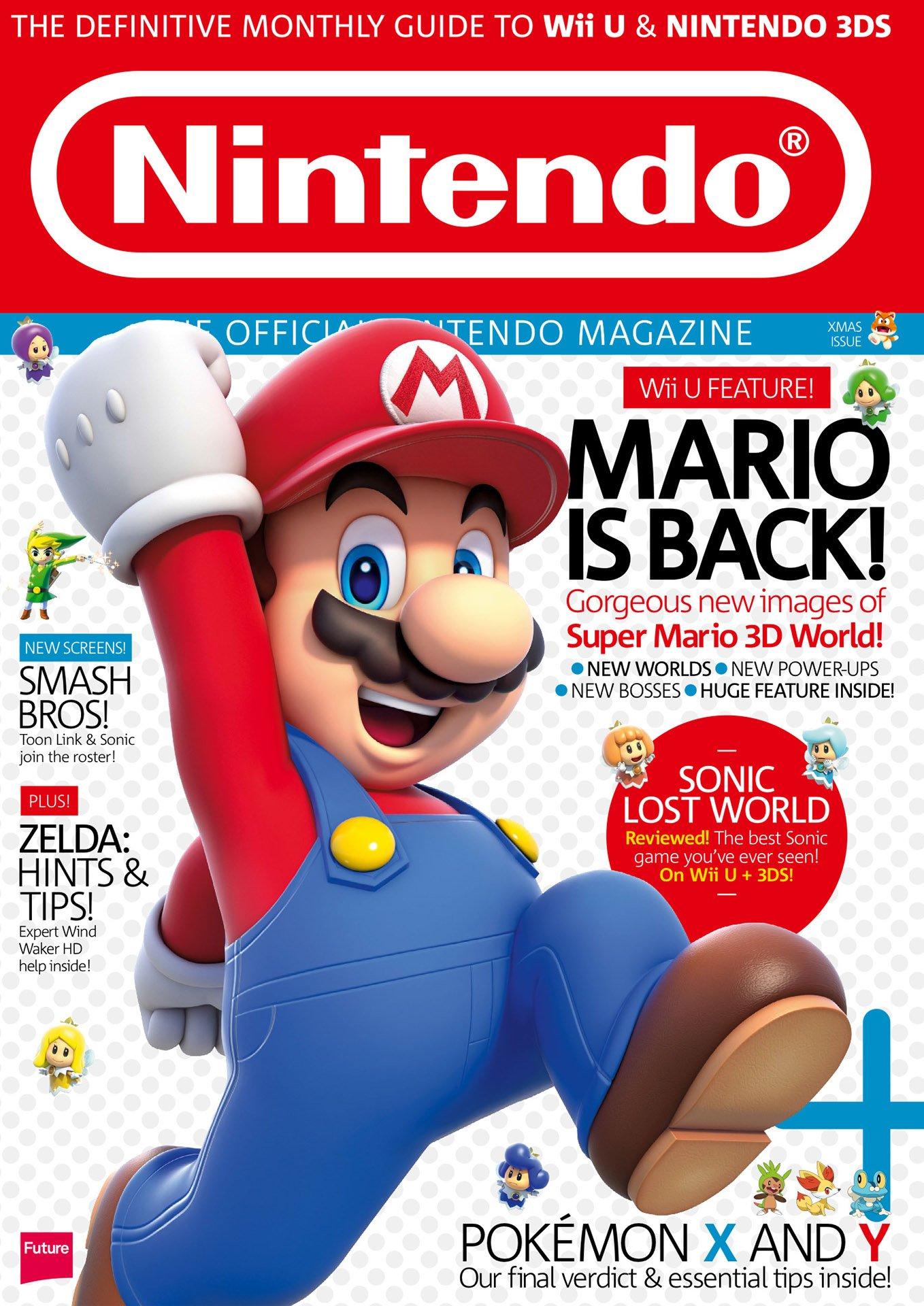Official Nintendo Magazine 101 (Christmas 2013)